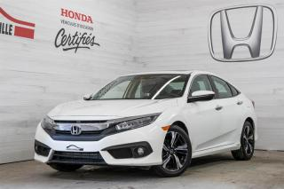 Used 2017 Honda Civic Touring for sale in Blainville, QC