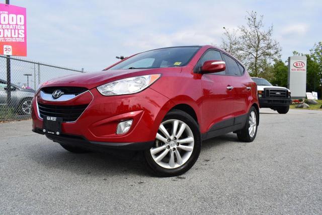 2011 Hyundai Tucson GLS/LTD AC/AUTO/ROOF/PL/PW