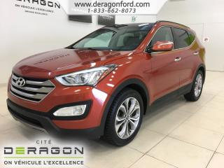 Used 2015 Hyundai Santa Fe Sport LIMITED AWD 2.0T NAV CAMERA TOIT PANO CUIR LIMITED AWD 2.0T NAV CAMERA TOIT PANO CUIR for sale in Cowansville, QC