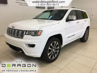 Used 2018 Jeep Grand Cherokee Overland 4x4 Toit for sale in Cowansville, QC