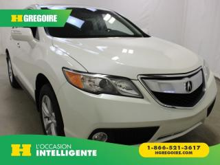 Used 2015 Acura RDX TECH PKG AWD for sale in St-Léonard, QC