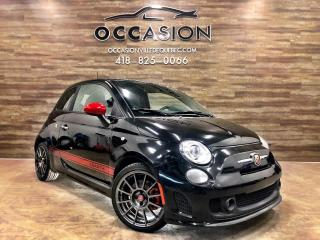 Used 2013 Fiat 500 Voiture à hayon 2 portes Abarth for sale in Ste-Brigitte-de-Laval, QC