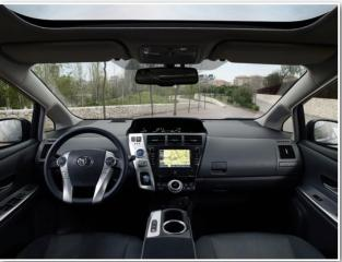 Used 2015 Toyota Prius V Hayon 5 portes for sale in Val-David, QC