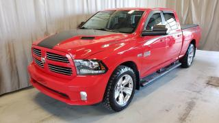 Used 2015 RAM 1500 Sport Chanceux for sale in Rouyn-Noranda, QC