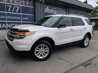 Used 2012 Ford Explorer Xlt + 4x4 + v6 + caméra + 7 places for sale in Boisbriand, QC