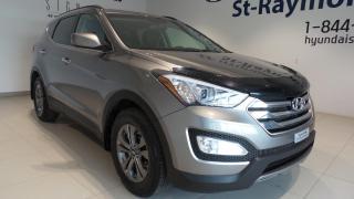 Used 2015 Hyundai Santa Fe Sport 2.4L Premium + AWD for sale in St-Raymond, QC