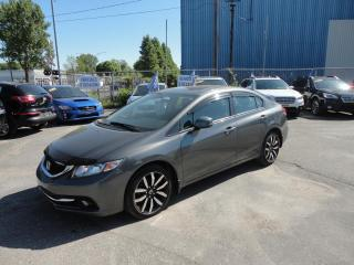 Used 2013 Honda Civic Touring for sale in Trois-Rivières, QC