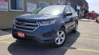 Used 2016 Ford Edge SE-ECOBOOST-REAR CAMERA-BLUETOOTH for sale in Tilbury, ON