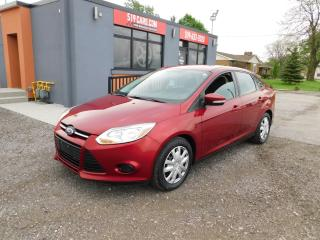 Used 2013 Ford Focus SE|MICROSOFT SYNC|ONE OWNER|ACCIDENT FREE for sale in St. Thomas, ON