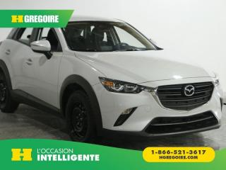 Used 2019 Mazda CX-3 GX AWD A/C GR for sale in St-Léonard, QC