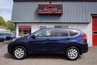 Used 2015 Honda CR-V SE AWD for sale in Lévis, QC