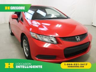 Used 2013 Honda Civic LX for sale in St-Léonard, QC