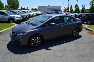 Used 2015 Honda Civic EX ***retour de location*** VENDU for sale in Longueuil, QC