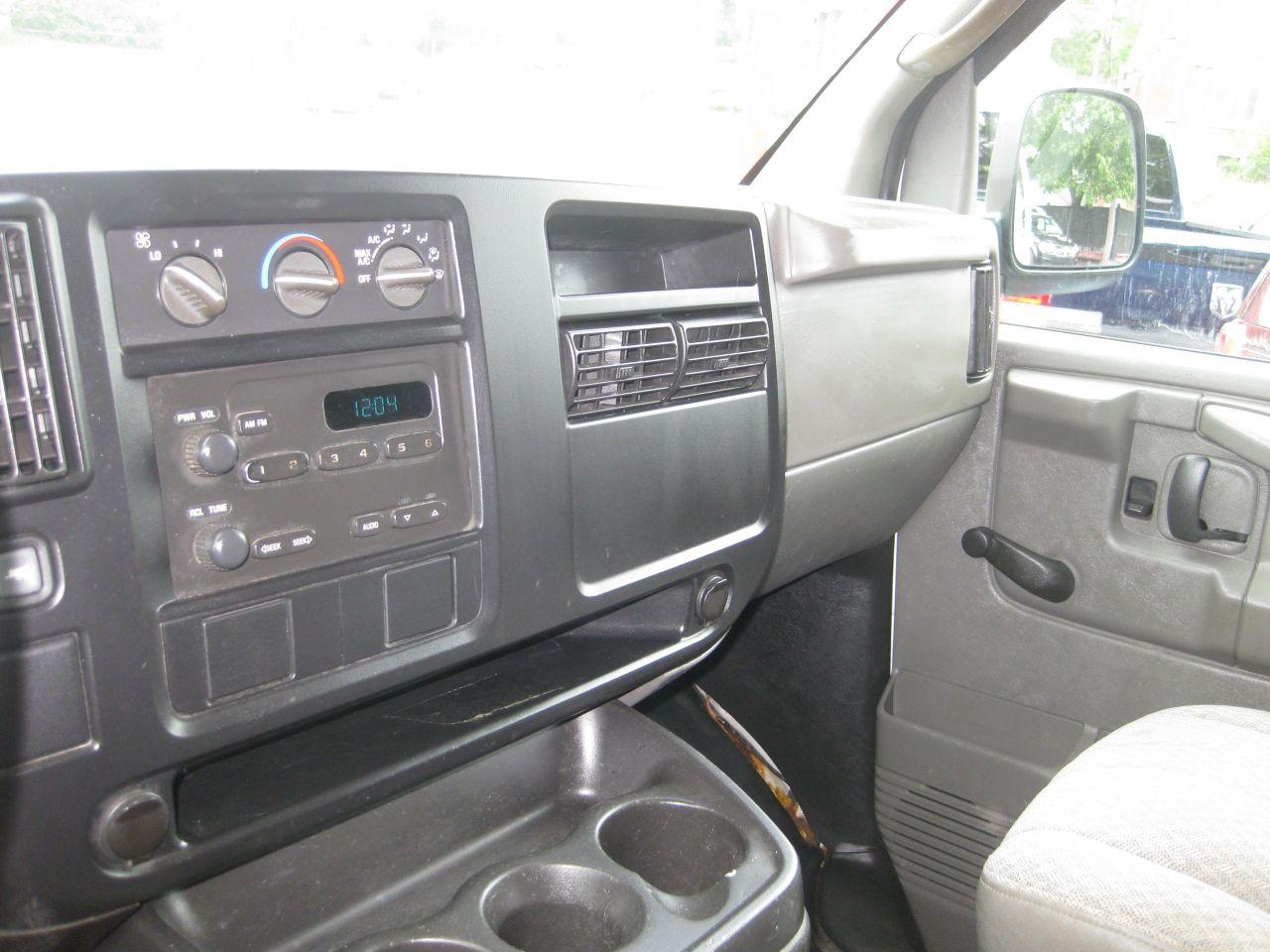 2007 GMC Savana