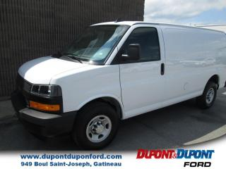 Used 2019 Chevrolet Express Traction arrière 2500 135 po for sale in Gatineau, QC