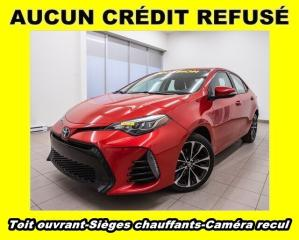 Used 2017 Toyota Corolla Se Caméra Recul for sale in Mirabel, QC