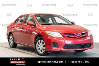 Used 2012 Toyota Corolla CE Bluetooth for sale in Montréal, QC