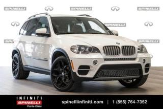 Used 2012 BMW X5 35d Xdrive Cuir # Gps for sale in Montréal, QC