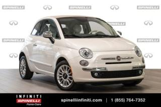 Used 2014 Fiat 500 C LOUNGE BLUETOOTH for sale in Montréal, QC