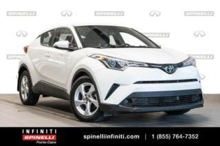 Used 2018 Toyota C-HR XLE/BLUETOOTH/HEATED SEATS FAUT VOIR! for sale in Montréal, QC