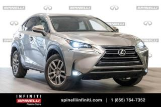 Used 2015 Lexus NX 200t for sale in Montréal, QC