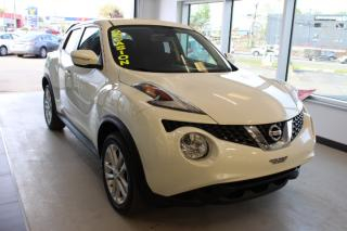 Used 2015 Nissan Juke SV CVT TA CAMÉRA DE RECUL MAIN LIBRE for sale in Lévis, QC