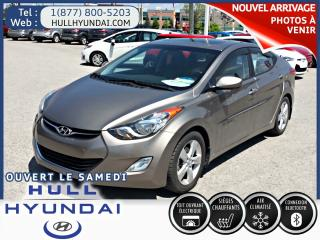 Used 2013 Hyundai Elantra Gls T.ouvrant for sale in Gatineau, QC