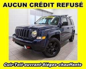 Used 2016 Jeep Patriot North 4x4 T.ouvrant for sale in Mirabel, QC