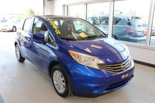 Used 2015 Nissan Versa Note SV MANUELLE CAMÉRA MAIN LIBRE for sale in Lévis, QC