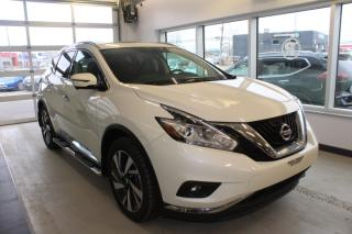 Used 2018 Nissan Murano PLATINUM AWD GPS TOIT CAMÉRAS for sale in Lévis, QC