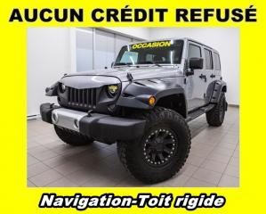 Used 2013 Jeep Wrangler Sahara Awd for sale in Mirabel, QC