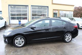 Used 2019 Hyundai Elantra Preferred Sun and Safety Pkg for sale in Brampton, ON