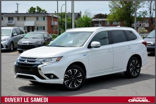 Used 2018 Mitsubishi Outlander Se - Phev - 4x4 for sale in St-Léonard, QC
