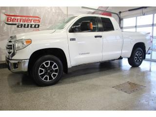 Used 2016 Toyota Tundra SR5 TRD DOUBLE CAB for sale in Lévis, QC