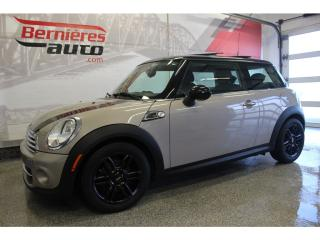 Used 2013 MINI Cooper Toit Pano Baker for sale in Lévis, QC