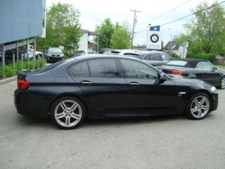 Used 2011 BMW 5 Series 535i xDrive M sport for sale in Ste-Thérèse, QC