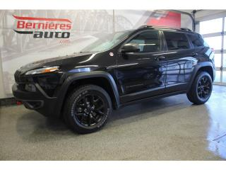 Used 2015 Jeep Cherokee V6 Awd for sale in Lévis, QC