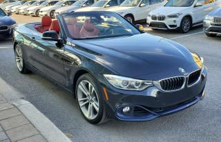 Used 2016 BMW 428i xDrive Convertible for sale in Dorval, QC