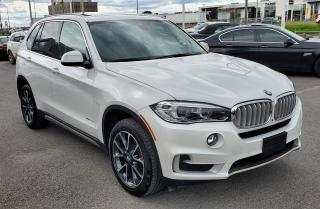 Used 2016 BMW X5 xDrive35i  AMAZING BUY! for sale in Dorval, QC