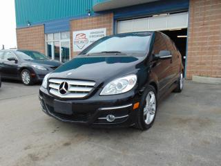 Used 2009 Mercedes-Benz B-Class 4 portes HB Turbo for sale in St-Eustache, QC