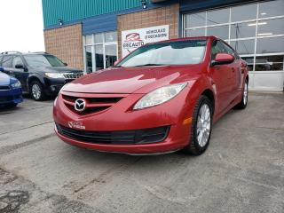 Used 2009 Mazda MAZDA6 Berline 4 portes I4, boîte automatique, for sale in St-Eustache, QC