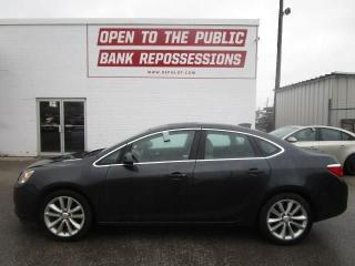 Used 2015 Buick Verano Base for sale in Toronto, ON