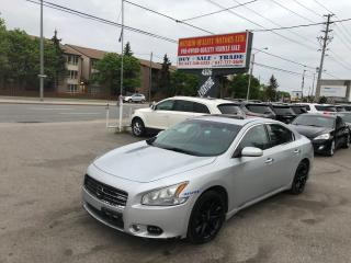 Used 2011 Nissan Maxima 3.5 SV for sale in Toronto, ON