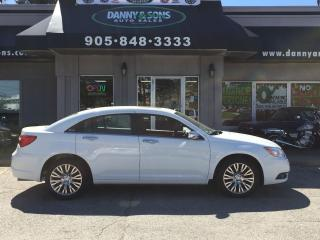 Used 2013 Chrysler 200 Limited for sale in Mississauga, ON