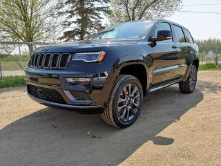 New 2019 Jeep Grand Cherokee High Altitude for sale in Edmonton, AB