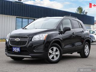 Used 2015 Chevrolet Trax LT,AWD,ONE OWNER,R/V CAM,PWR S/ROOF for sale in Barrie, ON
