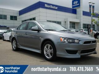 Used 2013 Mitsubishi Lancer SE AUTO/POWERGROUP/AC/CRUISE/ for sale in Edmonton, AB