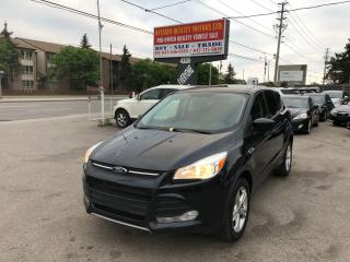 Used 2013 Ford Escape SE for sale in Toronto, ON