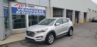 Used 2017 Hyundai Tucson AUTO AIR BLUETOOTH CAM RECUL BAS KM for sale in St-Hubert, QC
