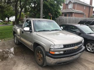 Used 2002 Chevrolet Silverado 1500 LS for sale in Mississauga, ON